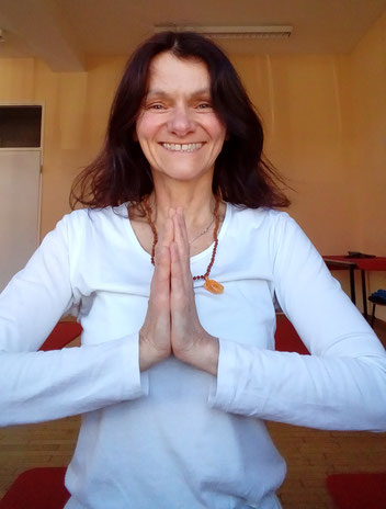 Yoga Lehrerin Ursula Owens