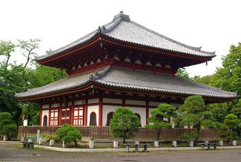 金剛山鑁阿寺(ばんなじ)の経堂(一切経堂)