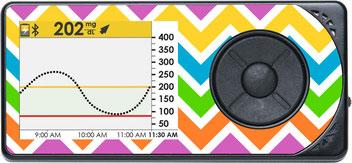 Freestyle Libre Sensor Aufkleber mit 10 verschiedenen Motiven