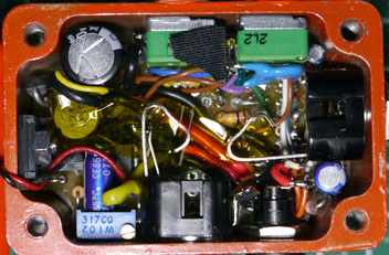 subminiature tube - guitar small tube amplifier