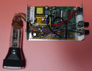 6LO1i XYスコープ自作+オシロスコープクロックキット製作
