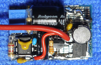 NJM2374AD + TK6Q60W + 100uH - High Voltage PS