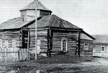 Церковь села Тауйск