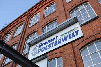 Das Geschäftsgebäude von Meyerhoff  steht unter Denkmalschutz