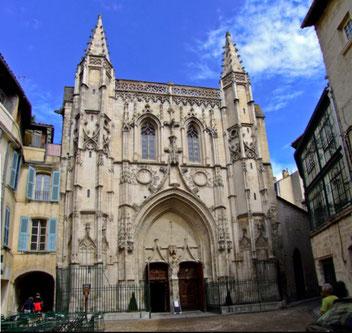 L'église Saint-Pierre à Avignon