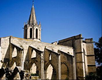 L'église saint-Didier à Avignon