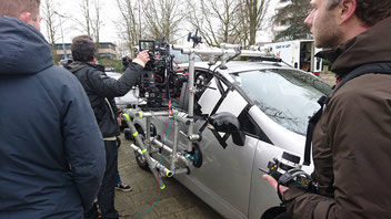Cinegrip cramount carrig rig camera