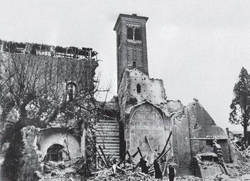 Terremoto: ricostruire persone e opere - di Debora Tosato -