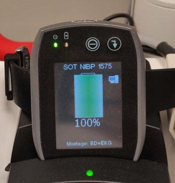 Zeitgemäße Langzeit Bludruck und EKG Messung