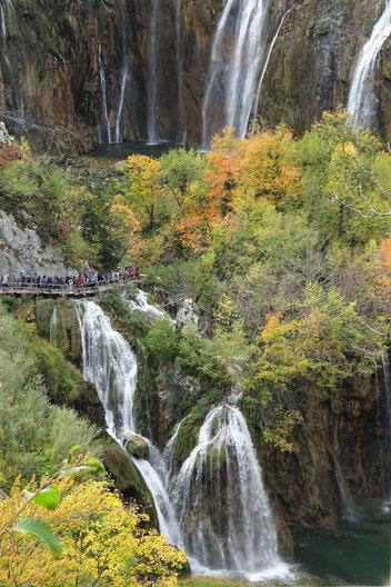 Wasserfälle Plidvice