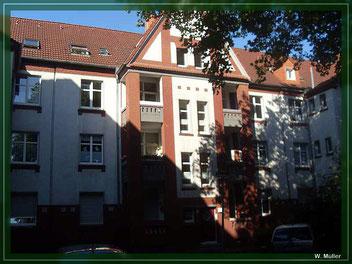 Kolonie Alma an der Ückendorfer Straße