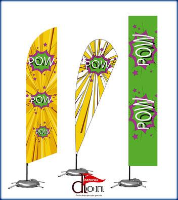 Fly-banner-SURF-gota-banderas-baratas-comprar-publicidad-don-bandera