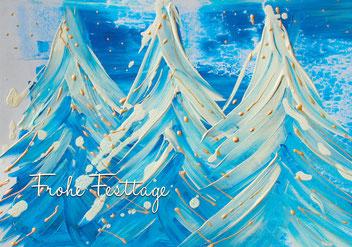 Bestellen Sie Ihre Weihnachtskarten online beim Kartenverlag UH-ART Design