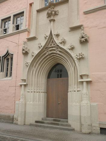 Collegium Maius der alten Universität Erfurt