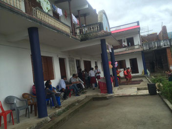 Kumlaya Schule in Dadhikot