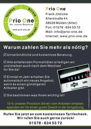 Bildquelle Strom Vergleichsportal Prio-One