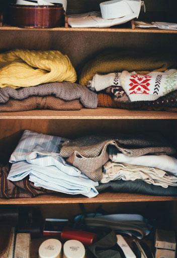 Kleiderschrank ausmisten - Kleiderschrank Check TeenEvent