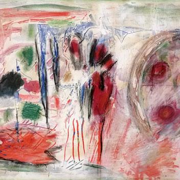 Ausstellung Anne Freudenberger, Galerie Camino, Wilnsdorf-Flammersbach