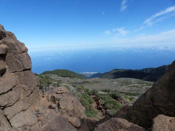 Wandern kann man auf La Palma 365 Tage im Jahr