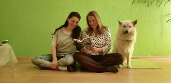 Yoga, Wolfslesung, Hund, Selbstfindung, Tierkommunikation