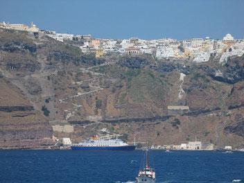 Santorini Tira