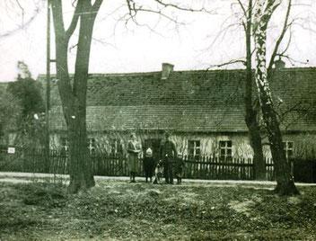 """Die 1825 geschenkte """"2. Schule"""", 1931."""