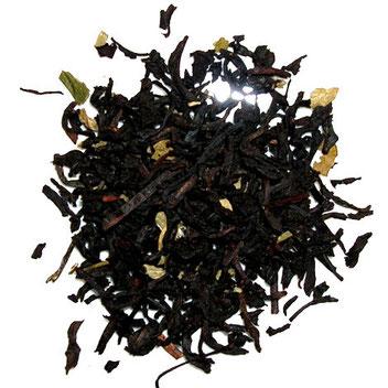 schwarzer loser Tee für einen gesunden Lifestyle | Hot Port Life & Style | 30+ Blog aus Deutschland