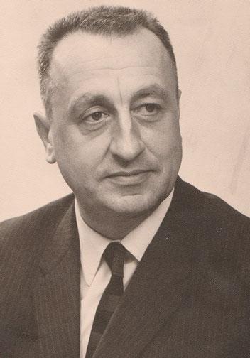 Joachim Tettenborn, 1965 (Archiv Tettenborn)