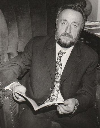 Joachim Tettenborn, 1975 (Archiv Tettenborn)