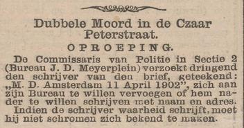 Het nieuws van den dag : kleine courant 23-04-1902
