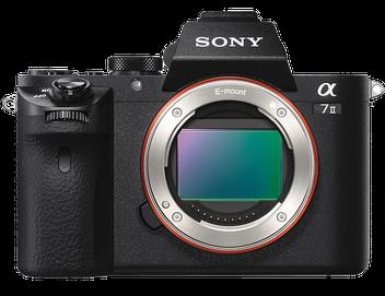 Sony Alpha 7 mark II usata come nuova