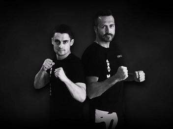 Krav maga démo des vainqueurs de l'open international 2018