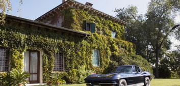 De villa van Le Vigne di San Pietro