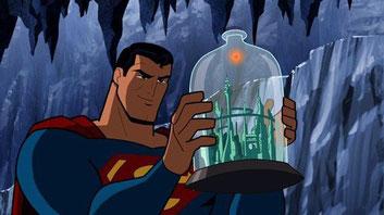 スーパーマンのクリプトン星の首都「カンドール」