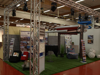 Traverse Messestand Lemgo
