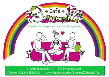 Café Bommelz Greifswald