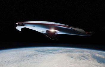 宇宙連合(私のイメージです)