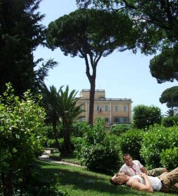 OmoGirando Villa Celimontana
