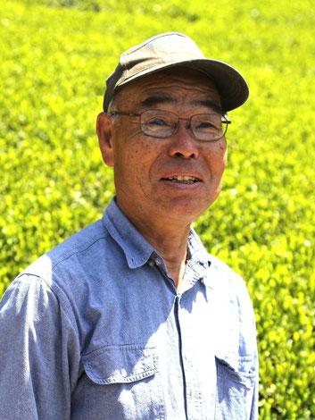 Organic tea in Kawane (Shizuoka prefecture) Taruwaki-en Yoshiaki