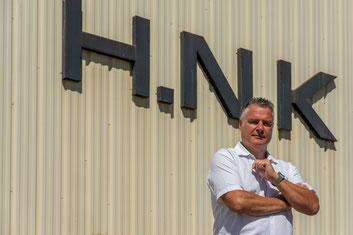 HNK, Traitement de surface des métaux