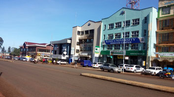 Kericho city