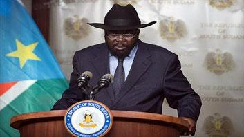 Il presidente del Sud Sudan Salva Kiir che doveva portare il Paese al progresso e alla pace