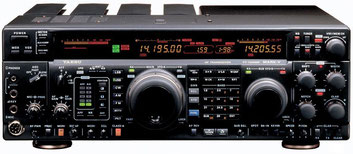 YAESU FT1000MP MARK V