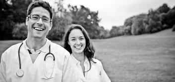 Mexikanische Pflegekräfte