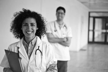 Pflegekräfte Südamerika