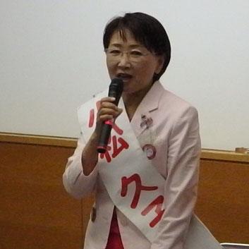 小松久子さん(東京・生活者ネットワーク)