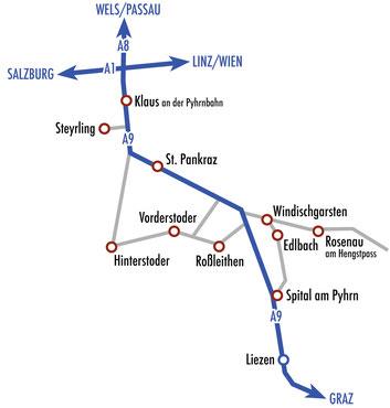 (c) Pyhrn-Priel