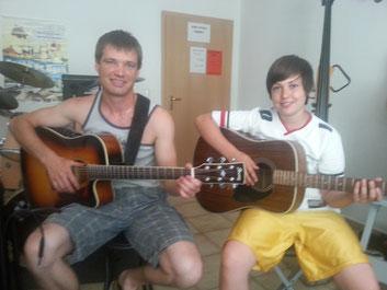 Eduard & Erik (Vater und Sohn) aus Schwebheim