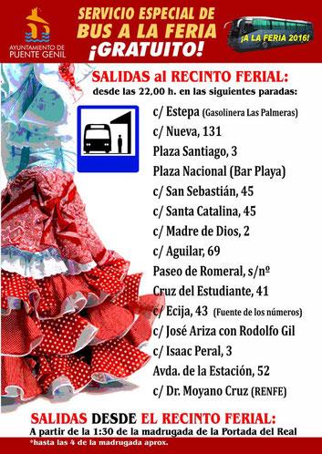 Programa Feria Real de Puente Genil
