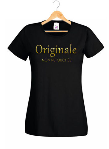 tee shirt original naturel
